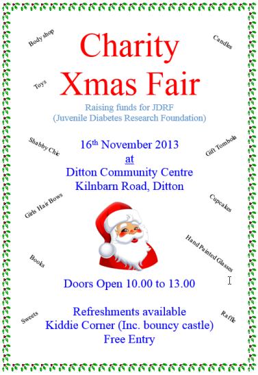 Ditton Christmas Fair