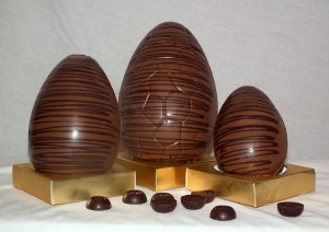 Kentish Chocolate's Easter Eggs