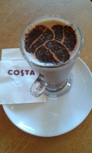 Costa Hot Chocolate