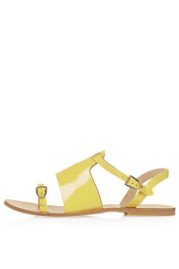 Topshop Harri High Vamp sandals £28