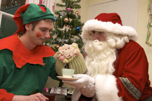 Kent Life - Santa and Twinkle Toes