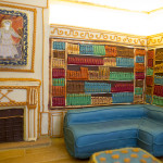 3_Leeds Castle Gingerbread Dolls House Library