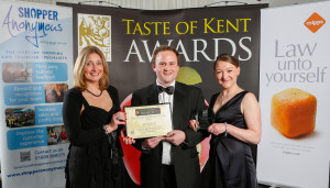 The Produced In Kent Taste of Kent Awards 2015, Kent Events Centre, Kent Showground, Detling. Picture by: www.matthewwalkerphotography.com