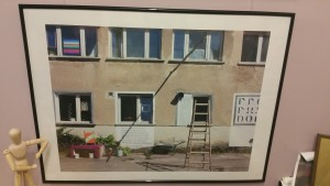 Prora Front. Atelier and Gallery. David Mackreth