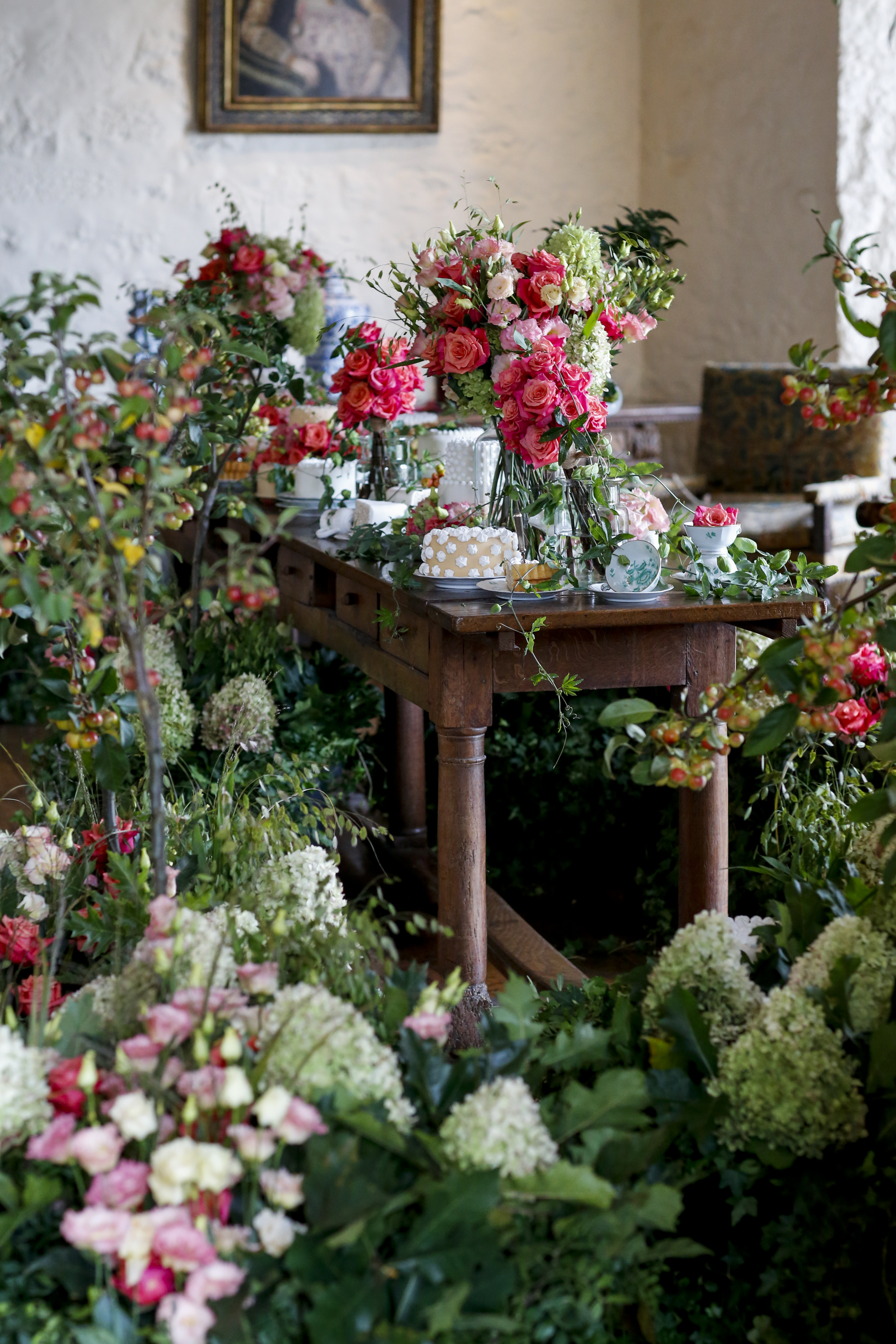 Leeds Castle Festival of Flowers. Picture by: www.matthewwalkerphotography.com