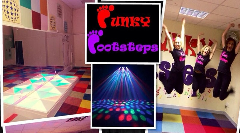 Review: Funky Footsteps Disco Party