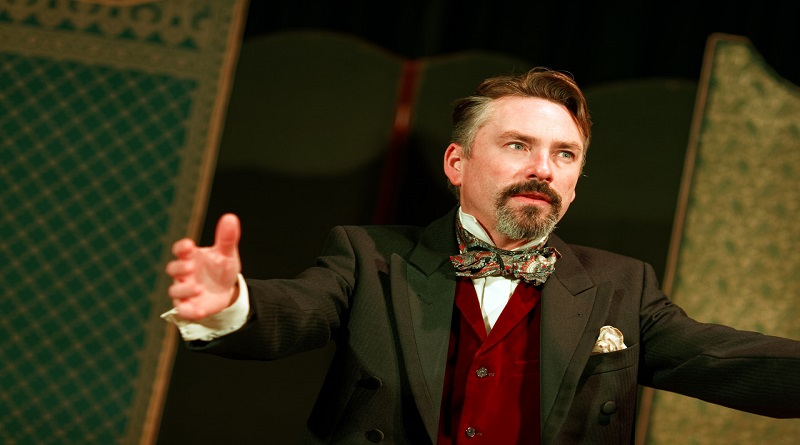 An Interview with Charles Dickens…Actor John O'Connor