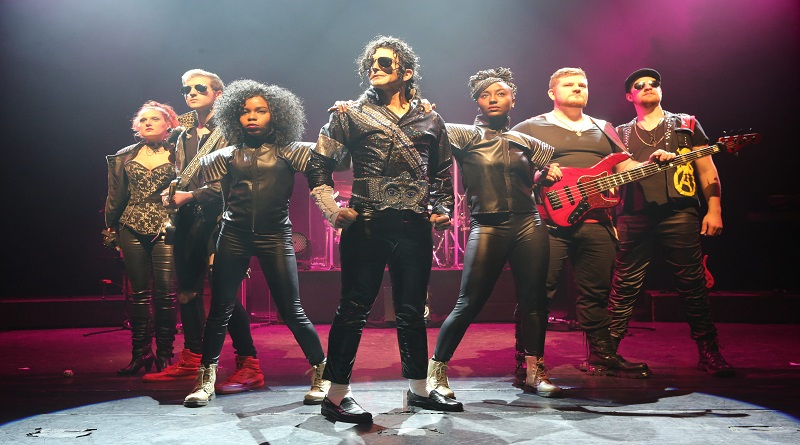 'Michael Jackson' at The Hazlitt Theatre…