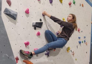 Climbing Center takes the Lead in the Female Fitness Market